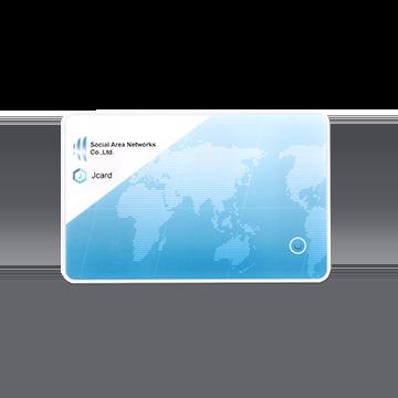 位置情報 IoT機器 Jcard