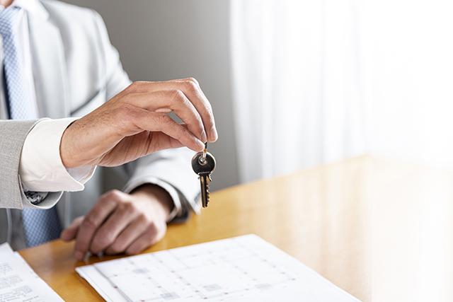 不動産賃貸業 鍵 管理 イメージ画像
