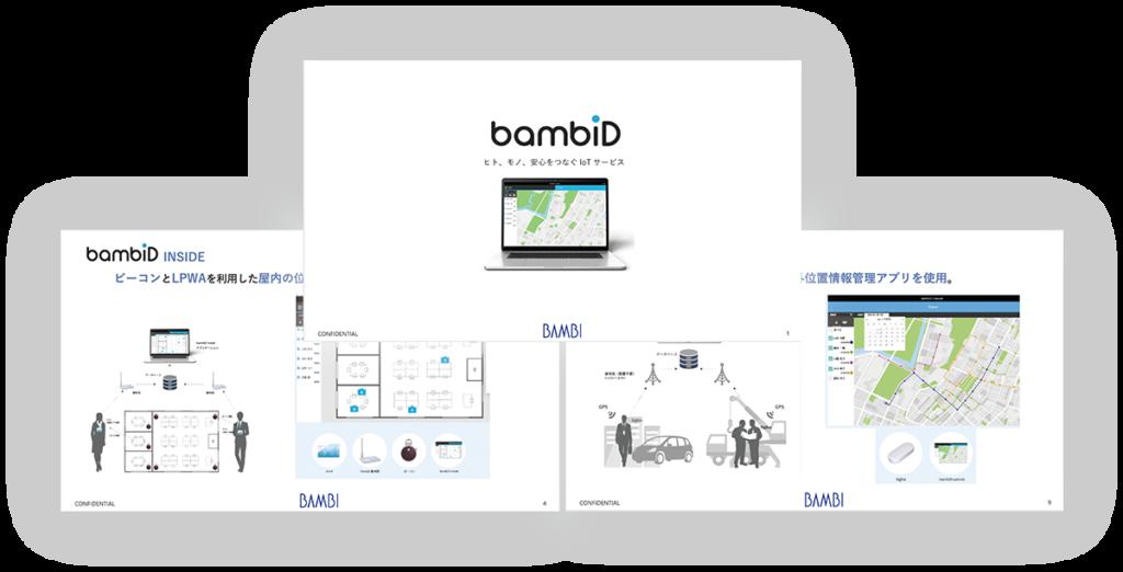 bambiD PDF資料 イメージ
